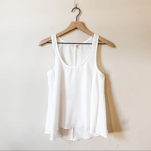 Forever 21 | essential white tank